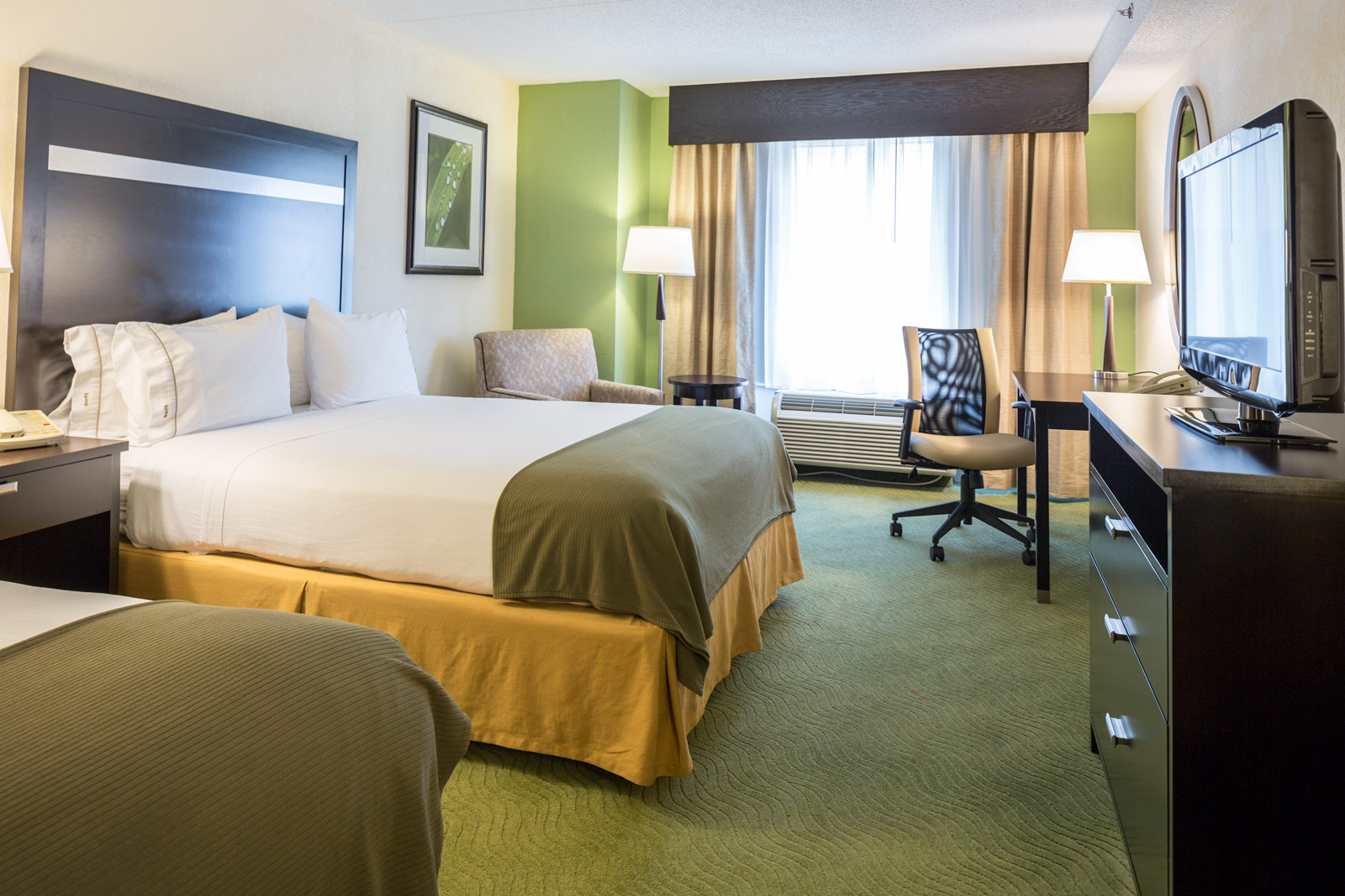 Holiday Inn Express & Suites Double Guest Room
