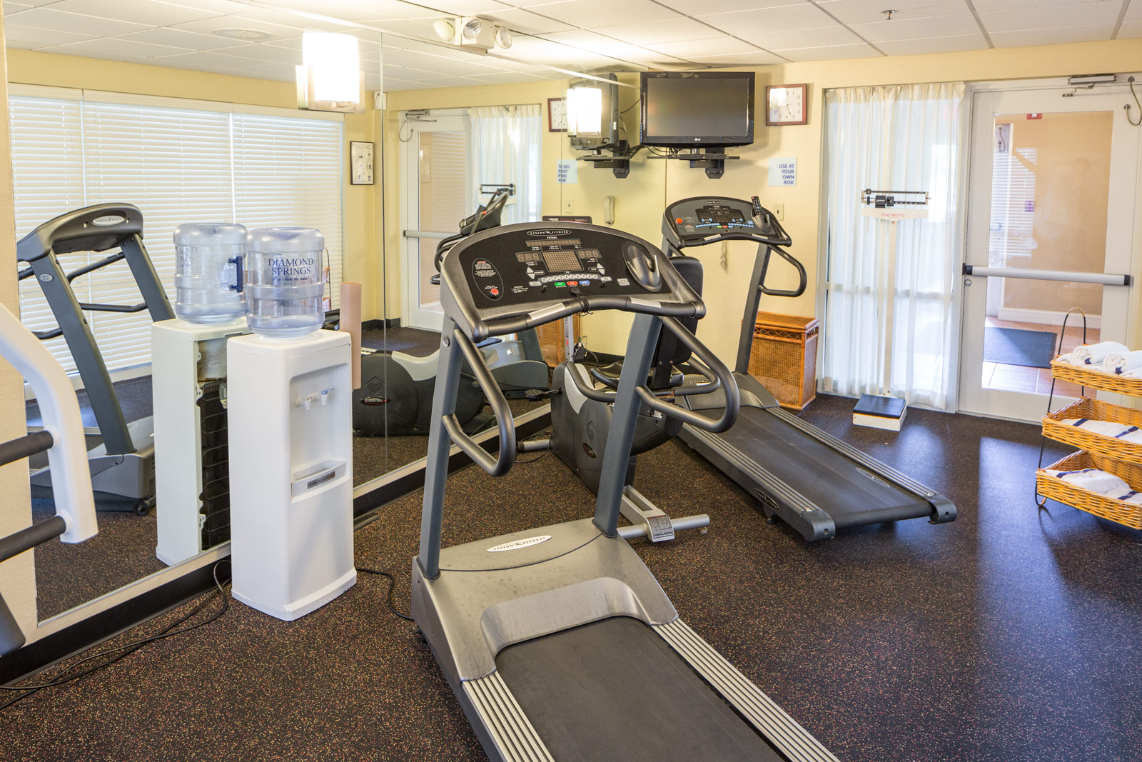 Holiday Inn Express & Suites Fitness Area