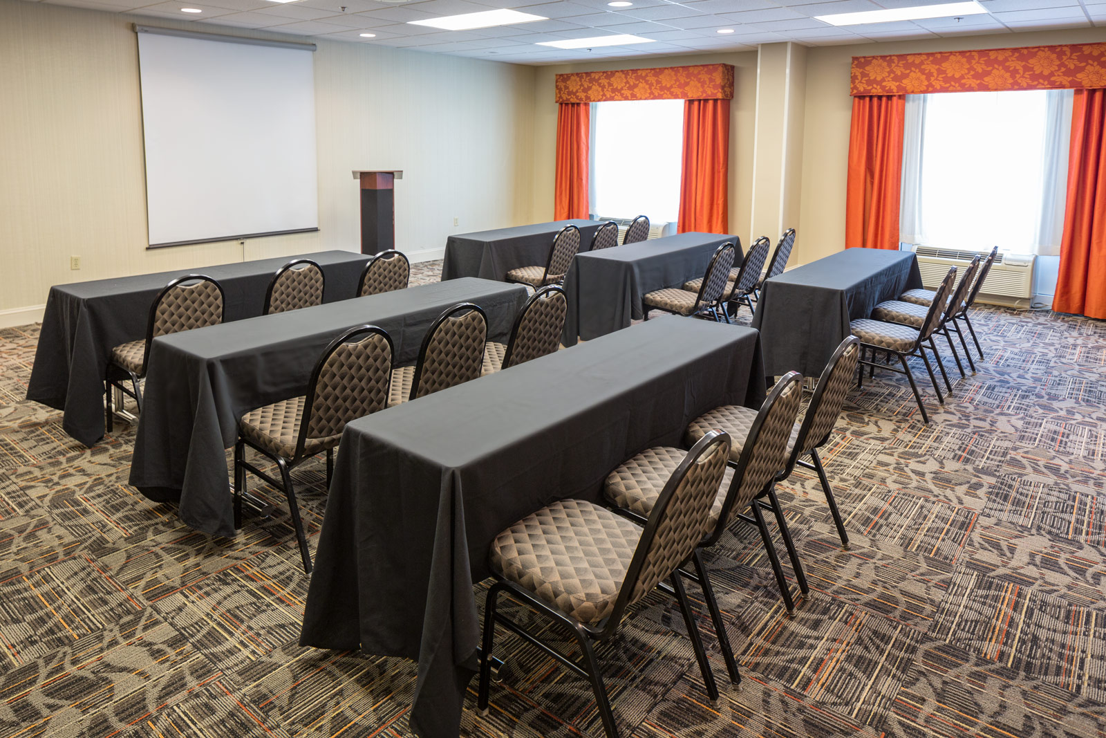 Westgate Spartanburg Hotel Meeting Room